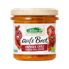 Allos - Økologisk Smørepålæg med Peber frugt- Chili