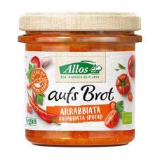 Allos - Økologisk Smørepålæg med Arrab- bita