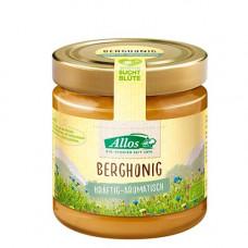 Allos - Økologisk Bjerg Honning