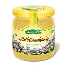 Allos - Økologisk vildblomst Honning