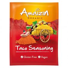 Amaizin - Økologisk taco krydderimix