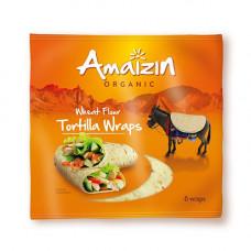Amaizin - Økologisk Tortilla wraps