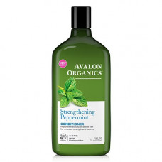 Avalon Organics - Conditioner Peppermint Strengthening