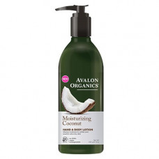 Avalon Organics - Hand & Body Lotion Coconut Moisturizing