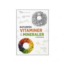 Forfatter Lisbeth Hagerup Andersen - Naturens vitaminer & mineraler bog