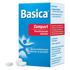Basica - Compact 120 tabletter