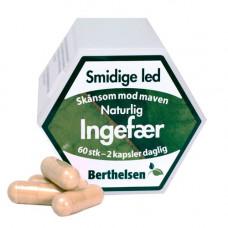 Berthelsen -  Ingefær