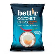 Bett'r -  Kokos chips med røget chili
