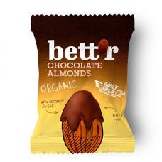 Bett'r - Vegan choko mandler