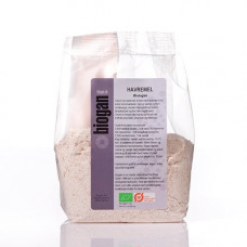 Biogan - Økologisk fuldkorn Havremel