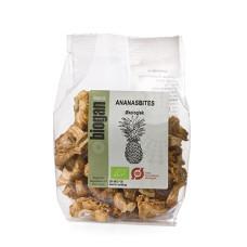 Biogan - Økologisk Ananasbites 70g