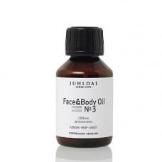 Juhldal - Face & Body Oil No 3, 100 ml