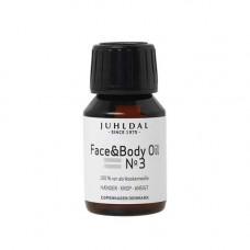 Juhldal - Face & Body Oil No 3, 50 ml