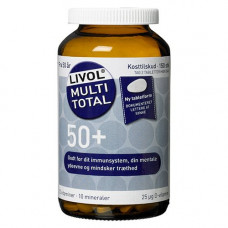 Livol - Multi Total 50+
