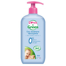 Love and Green - Baby Micellar Rense Vand