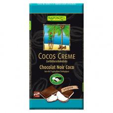 Rapunzel - Økologisk Chokolade med kokoscreme