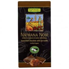 Rapunzel - Chokolade mørk med praline