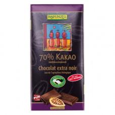 Rapunzel - Økologisk Chokolade mørk 70%