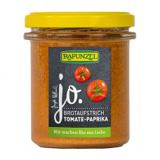 Rapunzel - Økologisk Smørepålæg af cashew & tomat