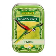 Rapunzel - Økologisk Mintpastiller med citron