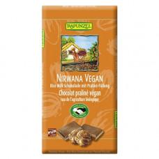 Rarpunzel - Økologisk Ris chokolade med praline