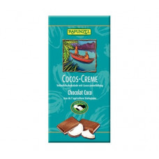 Rapunzel - Økologiske Chokolade med kokoscreme
