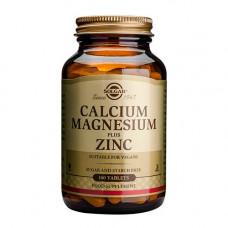 Solgar - Calcium Magnesium plus Zink