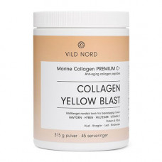 VILD NORD - Marine Collagen YELLOW BLAST