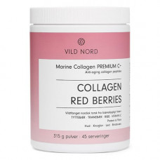 VILD NORD - Marine Collagen RED BERRIES