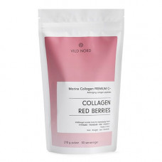 VILD NORD - Marine Collagen RED BERRIES Refill