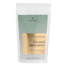 VILD NORD - Marine Collagen GREEN BOOST Refill