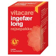 VitaCare - Ingefær Long Rejsepakke