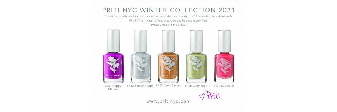 PRITI NYC Vinter Kollektion 2021