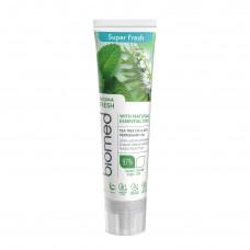 biomed - Aroma Fresh Super Fresh Tandpasta