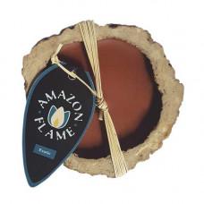 CANDELA - Økologisk duftlys med vanilje i Paranøddeskal