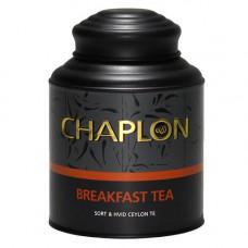 CHAPLON - Økologisk Breakfast sort/hvid te i dåse