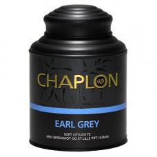 CHAPLON - Økologisk Earl Grey sort te i dåse