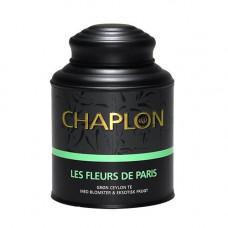 CHAPLON - Økologisk Fleurs de Paris te i dåse