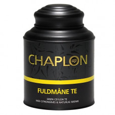 CHAPLON - Økologisk Fuldmåne grøn te i dåse