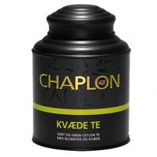 CHAPLON - Økologisk Kvæde sort/grøn te i dåse