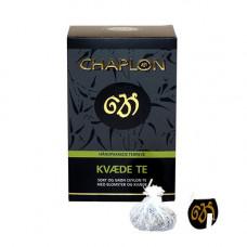 CHAPLON - Økologisk Kvæde sort/grøn te i breve