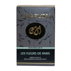CHAPLON - Økologisk Fleurs de Paris te Refill
