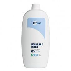Derma - Family Håndsæbe Refill