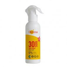 Derma - kids solspray SPF 30