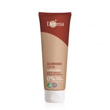 Derma - selvbruner lotion