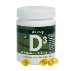 dfi - D3-vitamin 35 mcg