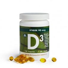 dfi - D3-vitamin 90 mcg
