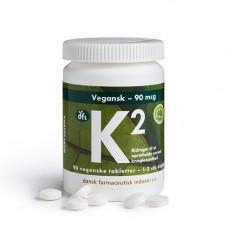 dfi - K2 vitamin 90 mcg vegetabilsk