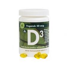 dfi - D3 vitamin 50 mcg vegan
