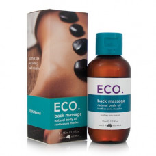ECO Modern Essentials - Ryg Massageolie